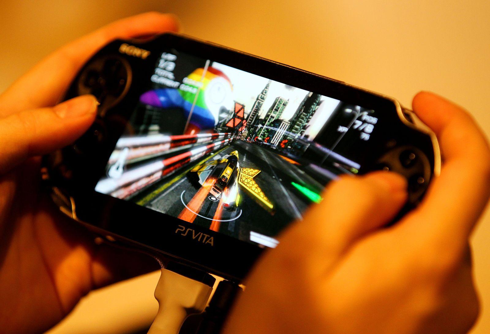 Gamescom / PS Vita