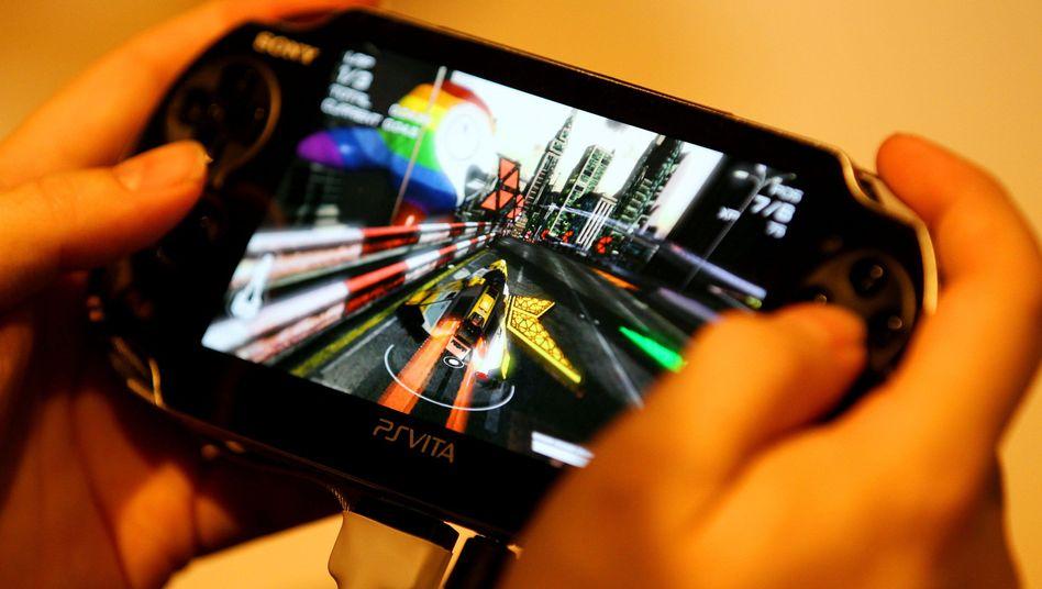 Spielekonsole von Sony: Geld mit Gedaddel