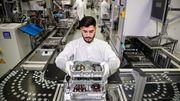 Daimler setzt auf Batteriezellen aus Sachsen-Anhalt