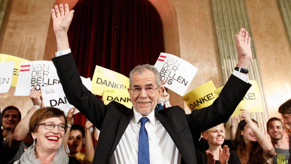 Alexander Van der Bellen, Österreichs designierter Bundespräsident, wird nun Reformen bei Bildung und Standortpolitik anmahnen, meint Ökonom Josef Christl