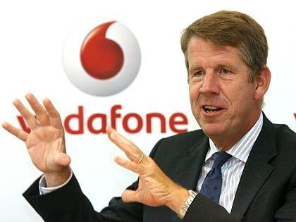 DSL-Geschäft wächst: Friedrich Joussen, Chef von Vodafone Deutschland, gewinnt mit Arcor