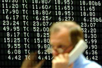 Börse Frankfurt: Anleger bleiben Aktienfonds gegenüber vorsichtig gestimmt