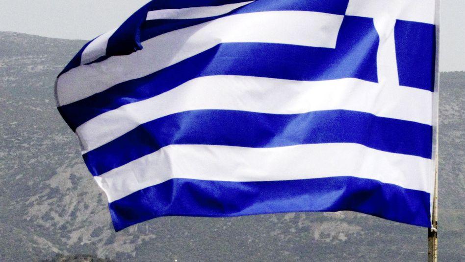 Parlamentsgebäude in Athen: Gibt es hier bald keinen Strom mehr?