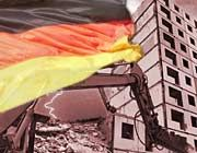 Sorgenkind: Deutschland Ost heute - das sind welkende Landschaften, überdüngt mit Sozialleistungen und Subventionen