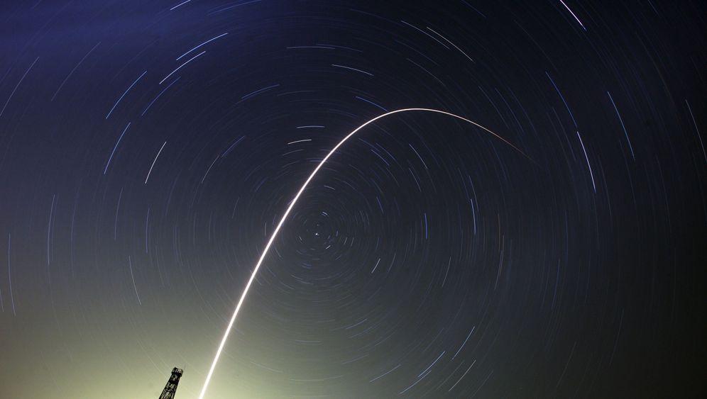 Astronaut Gerst im All: Spektakulärer Nachtstart