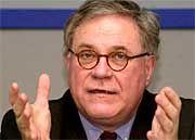 Werner G. Seifert, Chef der Deutschen Börse