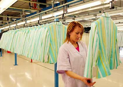 Zara-Produktion: Kapazitäten bleiben bewusst ungenutzt