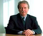 Noch Bertelsmann-CCO, bei BMG-Sony dann Chairman: Rolf Schmidt-Holtz