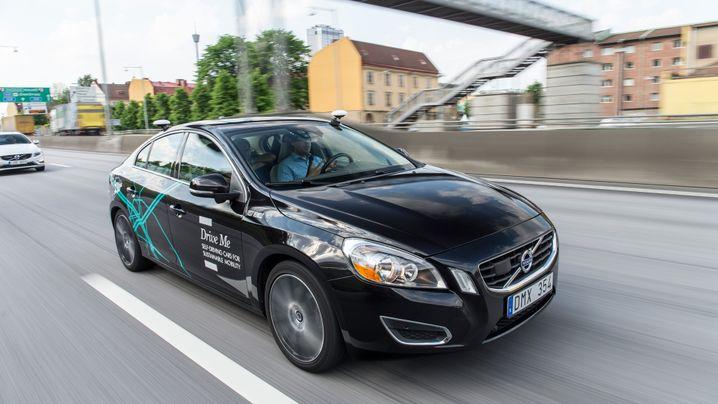 Selbstfahrende Autos im Straßenverkehr: In diesen Ländern und Städten testen die Autobauer ihre Roboterautos