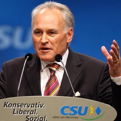 Neuer CSU-Chef: Der bayerische Wirtschaftsminister Huber