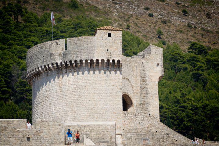 Der Minceta-Turm