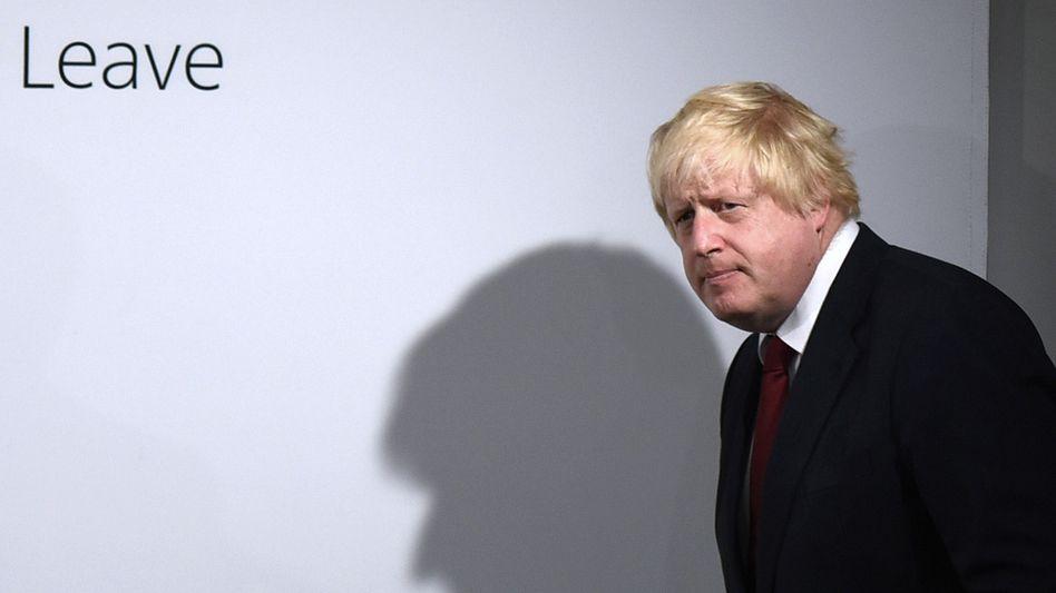 Brexit-Frontmann Boris Johnson