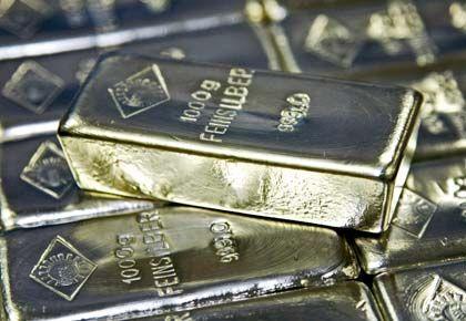 Silberbarren: Nicht so wertvoll wie Gold - doch vielleicht eine Anlagechance?