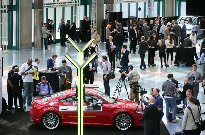 Grafik-Spezialist Nvidia arbeitet eng mit Audi zusammen - und hat ein System zur besseren Umwelterkennung entwickelt