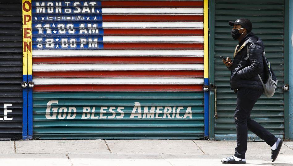 USA: Die Zahl der Erstanträge auf Arbeitslosenhilfe steigt wieder