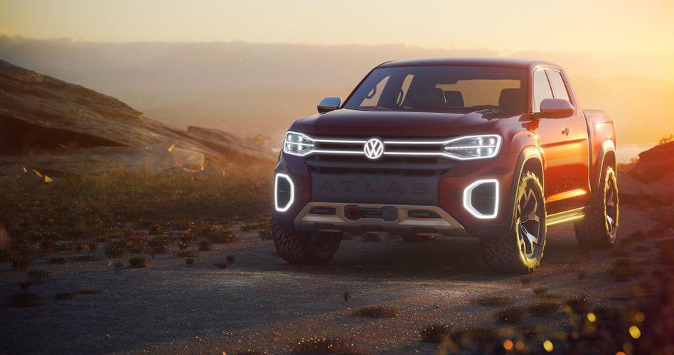 Volkswagen Atlas: Teure SUVs verkaufen sich weiterhin glänzend - die weltgrößten Autohersteller haben ihre Gewinne im dritten Quartal im Vergleich zum Vorjahr um 16 Prozent gesteigert