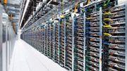 Google investiert eine Milliarde Euro in deutsche Cloud
