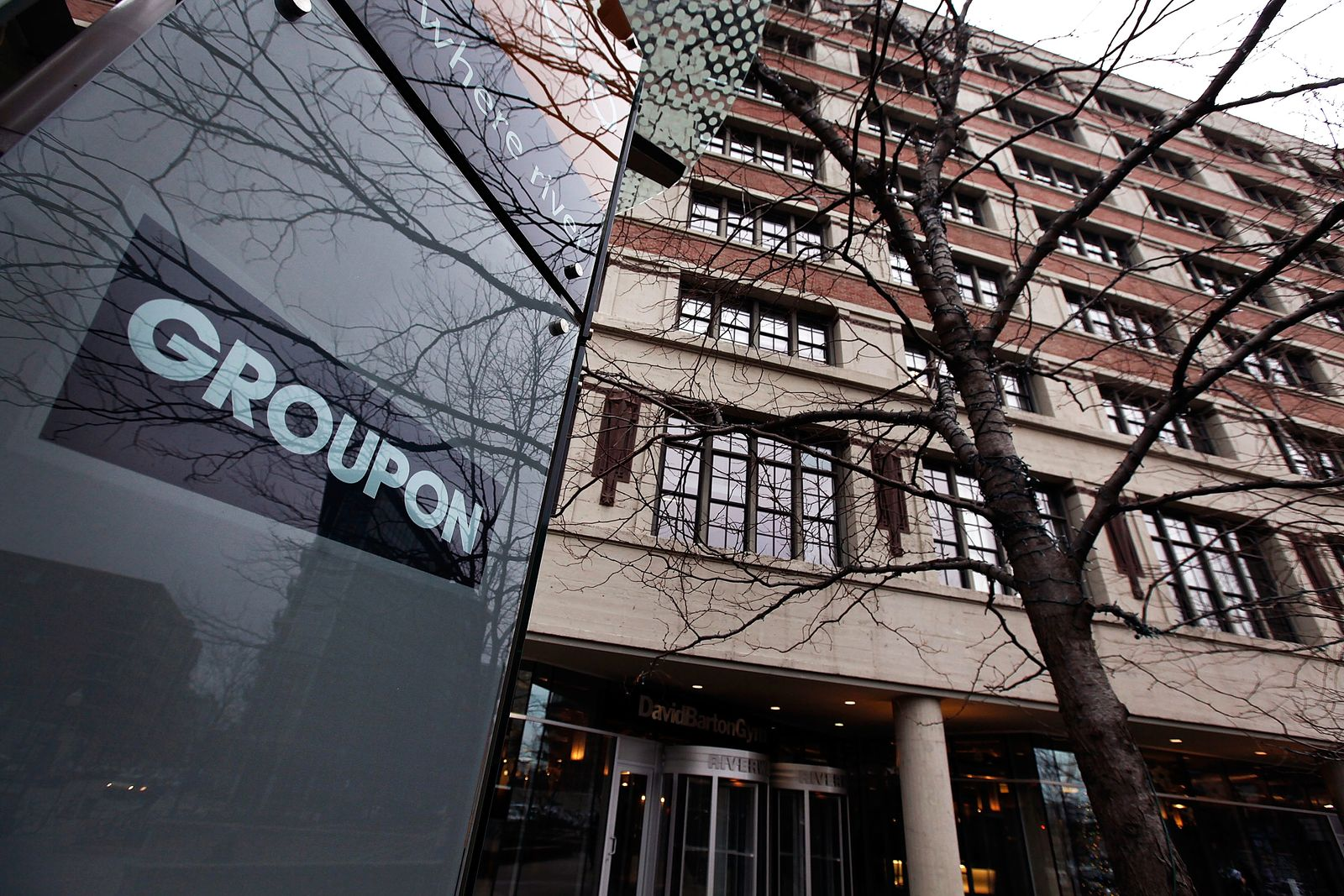 Groupon / Zentrale Chicago