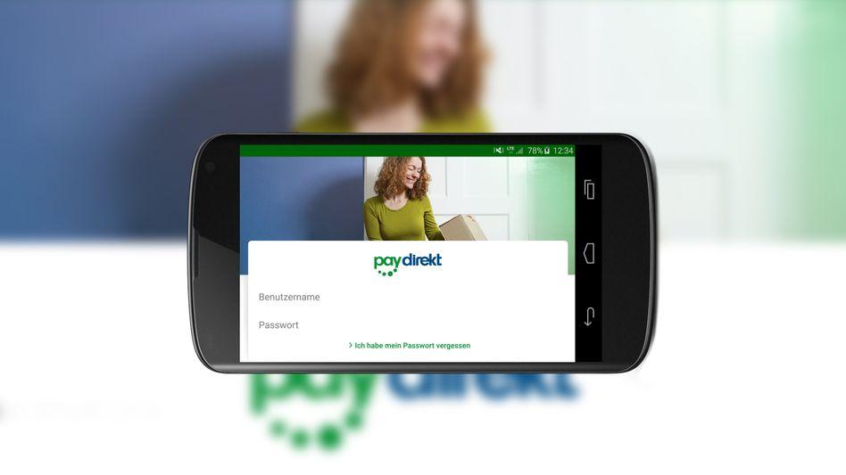 Paydirekt: Bislang haben sich nur wenige Onlineshops für das neue Bezahlsystem geöffnet