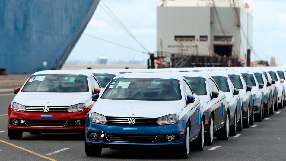 VW-Neuwagen: Kunden ordern hierzulande vermehrt Dieselfahrzeuge aus Wolfsburg