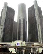 Kehrtwende: In der GM-Konzernzentrale in Detroit wurden die Prognosen wieder zurückgeschraubt