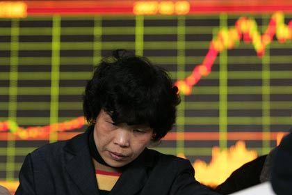 Börse in Shanghai: Nach der stolzen Kursrally wächst die Angst vor Rückschlägen