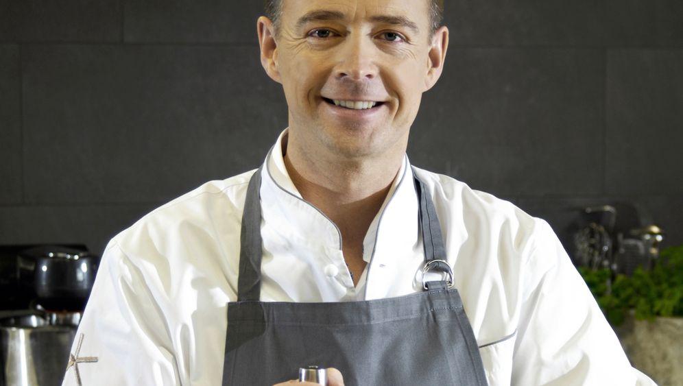 Sternekoch Holger Stromberg: Kochen für die Nationalmannschaft
