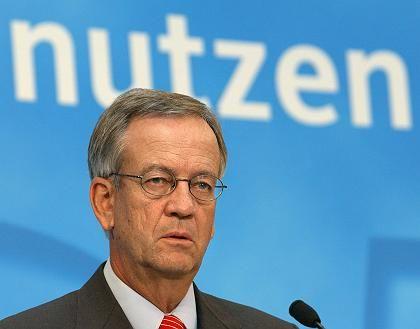 Abgang im April: Siemens-Chefkontrolleur von Pierer