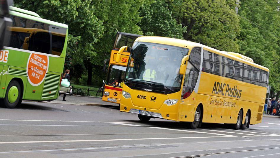 ADAC Postbus: Auch Zürich will das Joint Venture anfahren