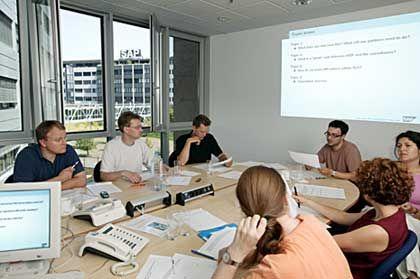 Nachprüfbare Ziele: Für jeden der 36.000 SAP-Mitarbeiter wird die Vergütung individuell nach Erfüllung der Vorgaben berechnet