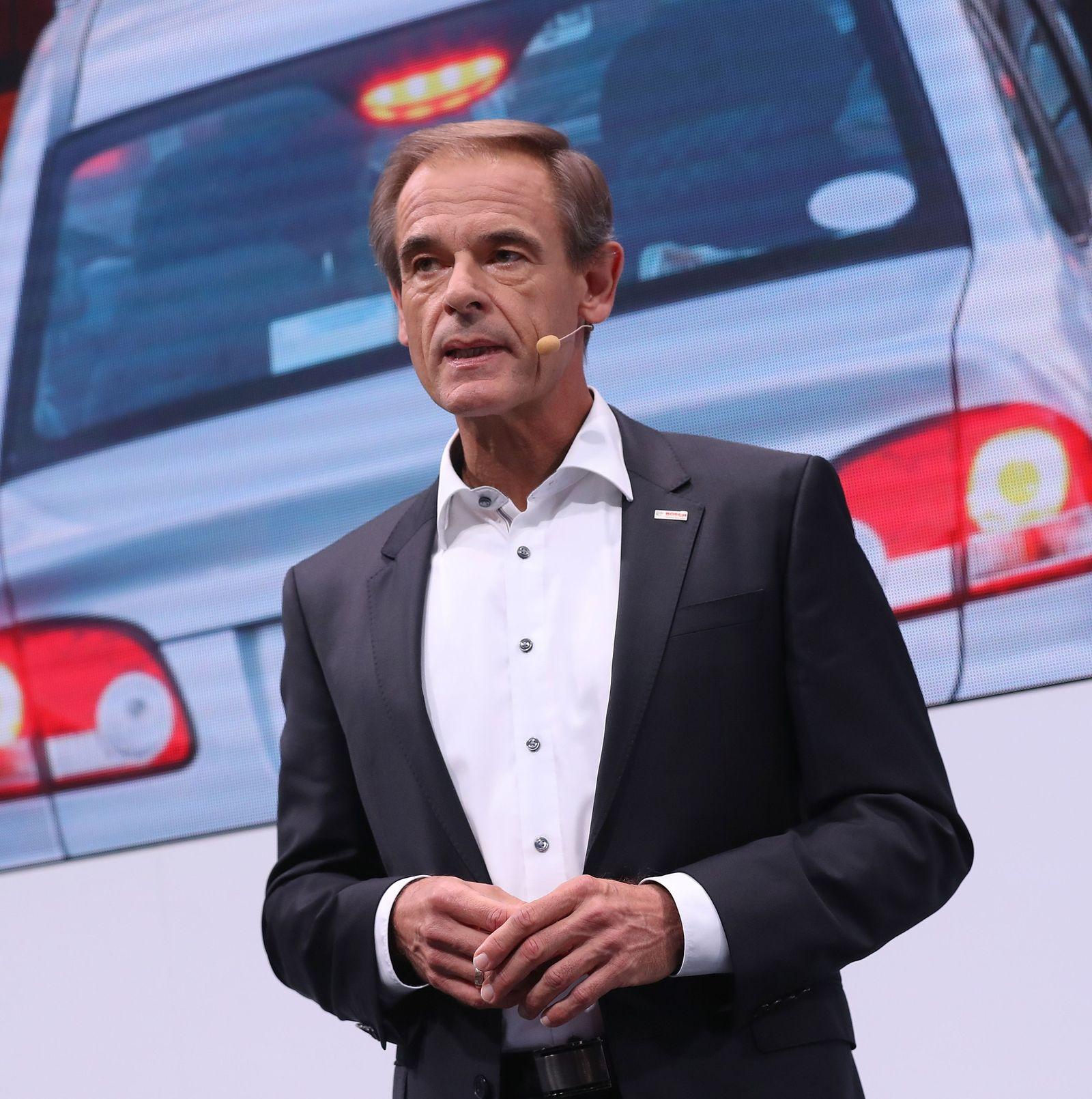 Volkmar Denner / Bosch