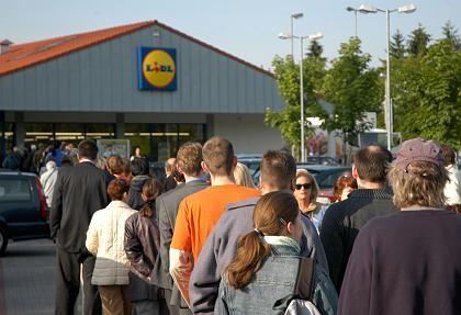 Ab ins Internet: Lidl-Manager Arnaschus soll den Onlinevertrieb der Schwarz-Gruppe auf Touren bringen