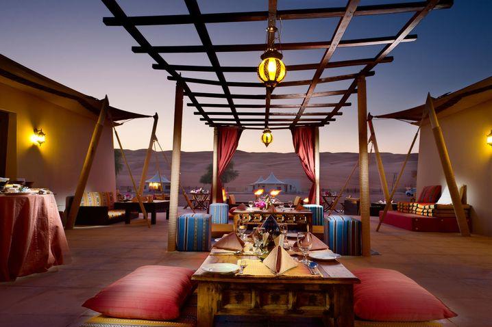 Desert Nights Camp, Wahiba Sands