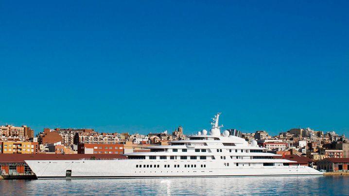 Mobile Festungen: Die Luxusjachten der Superreichen