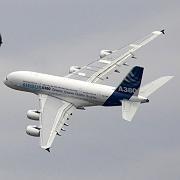 Airbus: Auch beim Vorzeigemodell A380 wird die Produktion bereits zurückgefahren