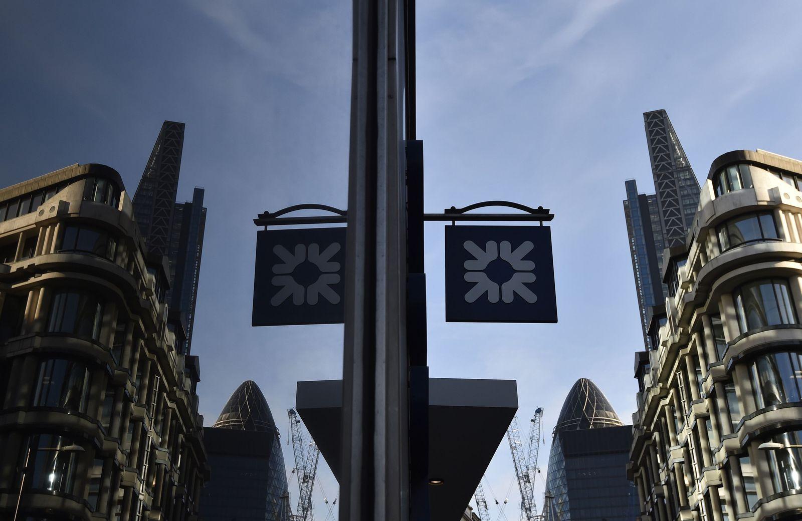 RBS Royal Bank of Scotland London