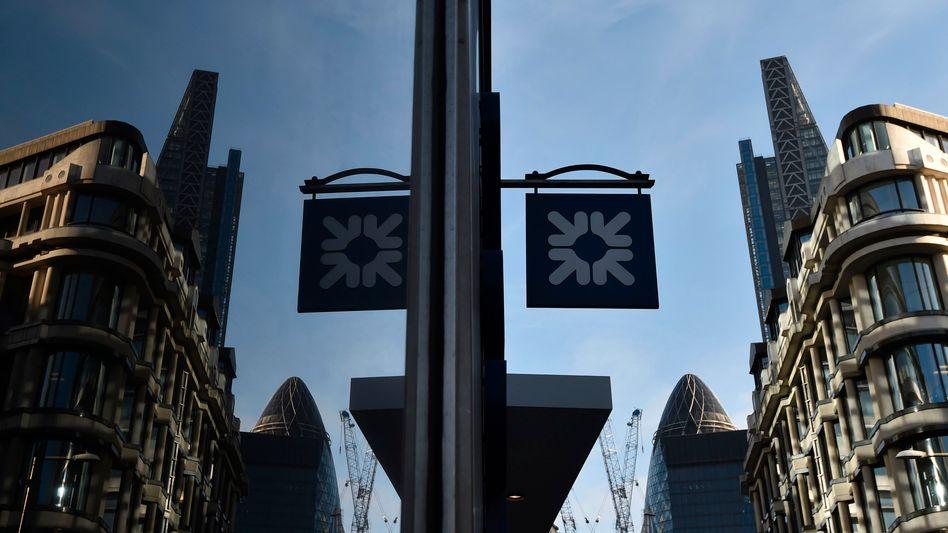 Royal Bank of Scotland: Verstaatlicht, nun beim Stresstest durchgefallen - und die Folgen des Brexits sind noch gar nicht eingerechnet