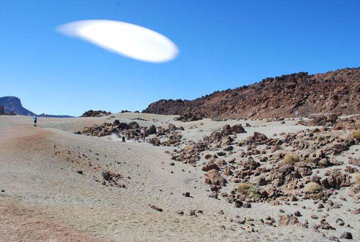 Wie eine Mondlandschaft: Seit über 100 Jahren schlummert der Pico del Teide auf Teneriffa