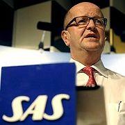 Dramatische Lage: SAS-Chef Jansson kämpft ums Überleben seines Unternehmens