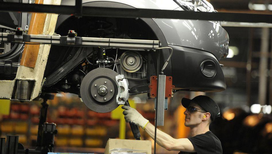 Abschied aus Großbritannien: Nissan baut den X-Trail künftig in Japan