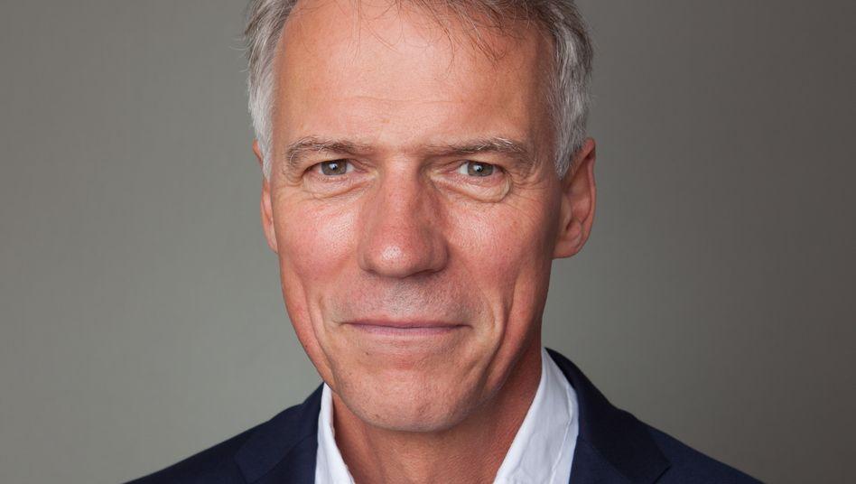 Claus-Dietrich Lahrs ist innerhalb kurzer Zeit der vierte Kandidat auf dem Chefposten von S. Oliver