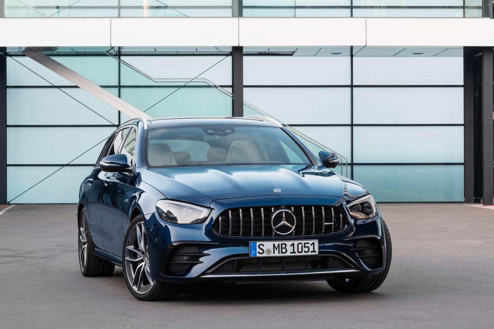 Mercedes-AMG E-Klasse (S213), 2020 Mercedes-AMG E-Klasse (S213), 2020