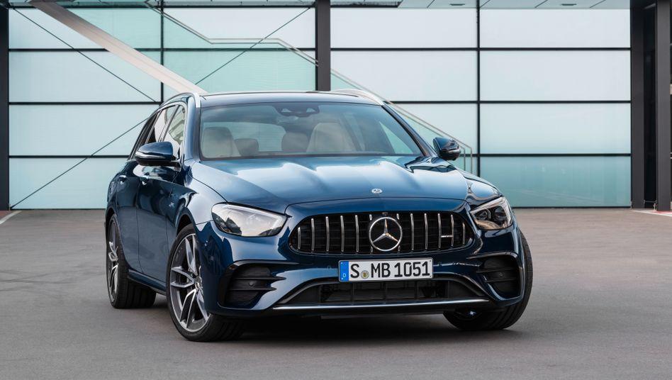 Mercedes: Wieder in der Spur