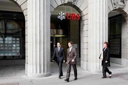 Künftig in drei Teilen: Die Schweizer Großbank UBS