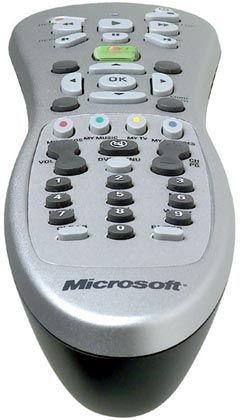 Fernbedienung von Microsoft: Heute steuern sie auch PCs