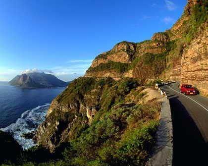Küstenstraße: Traumhafte elf Kilometer bis nach Nordhoek