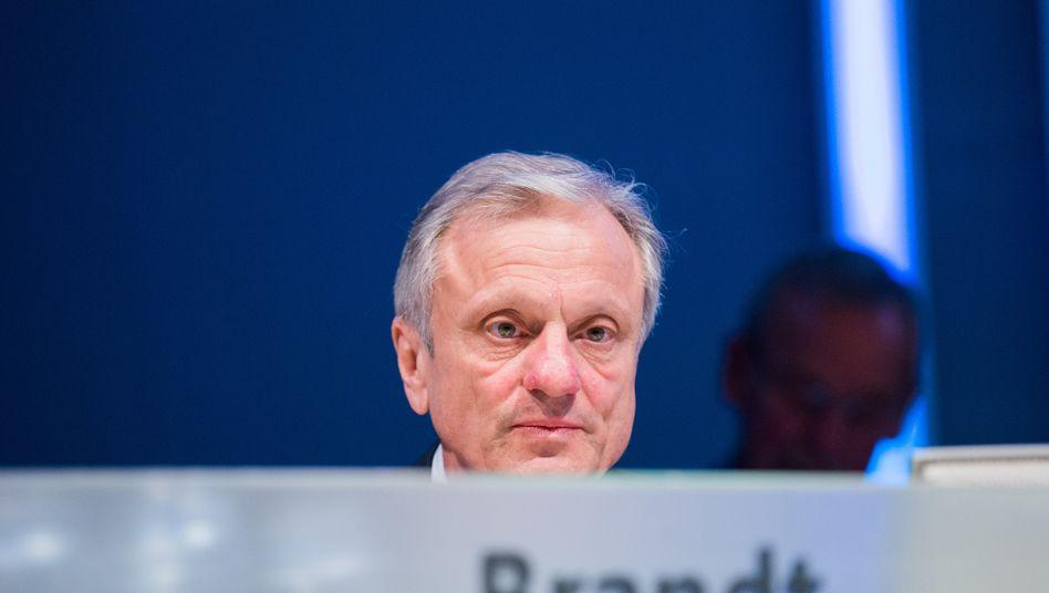 Die Großaktionäre diskutieren seine Abwahl: Werner Brandt, Aufsichtsratschef von ProSiebenSat.1.