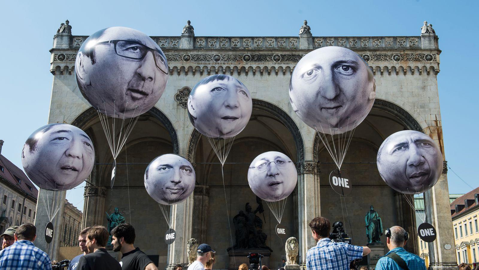 G7 / Ballons