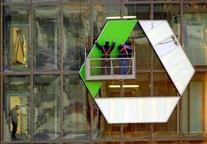 Dresdner Bank: Umbau bei der Belegschaft