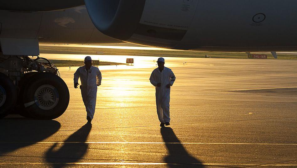 Als Frachter weiterhin gefragt, als Passagierjet vor dem Aus: Boeings 747